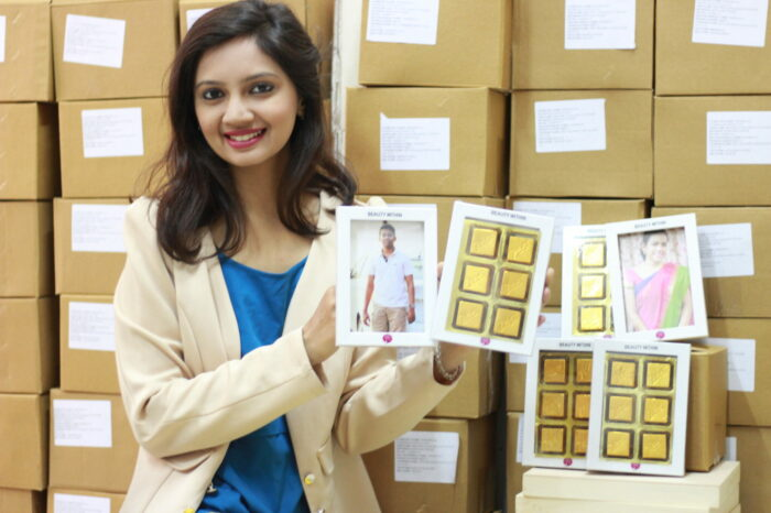 Jeenal Tank - A Young Indian Passionate Entrepreneur Flourishing Chocolate Business Globally