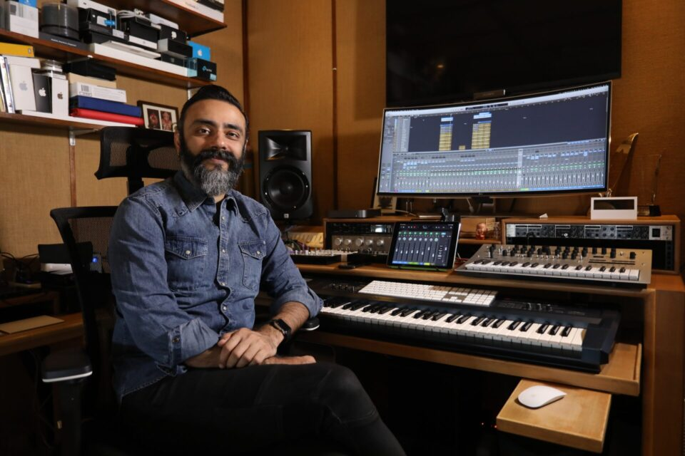 From Advertising Composition to Film Music Composition: An Interview with Tapas Relia