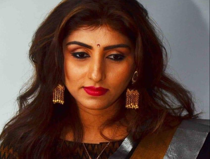 A Beautiful Story of a Passionate Actor and a Model - Mrunalini Thakur