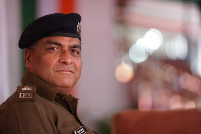 Commandant Vijay Agrawal (IPS) Doing Wonders At All The Roles He Played So Far
