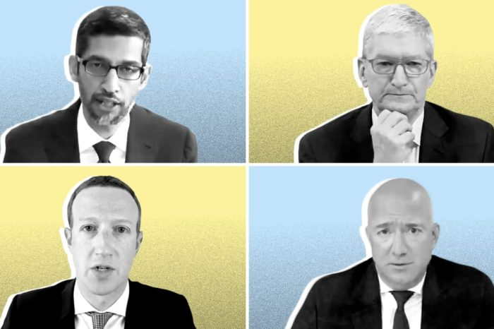 Which Big Tech CEO hurt his brand most during the antitrust hearing? The definitive ranking