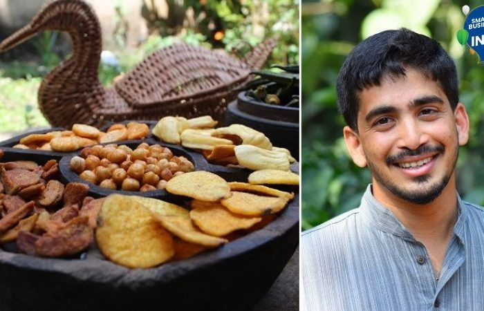 Karanth's Foods' - This Startup Makes Preservative-Free Natural Chips Using Chikoo, Okra & More