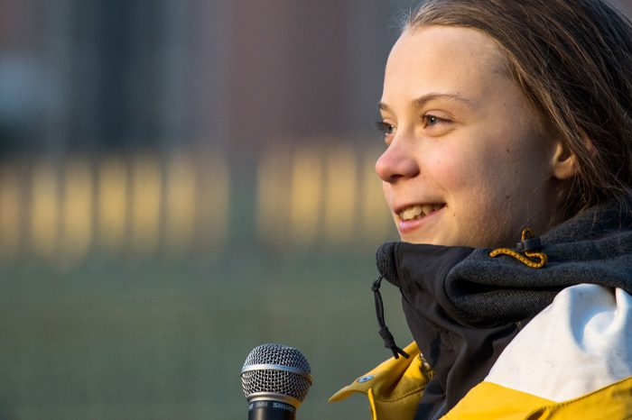 SPECIAL STORY - Swedish Environmental Activist Greta Thunberg on Climate Change
