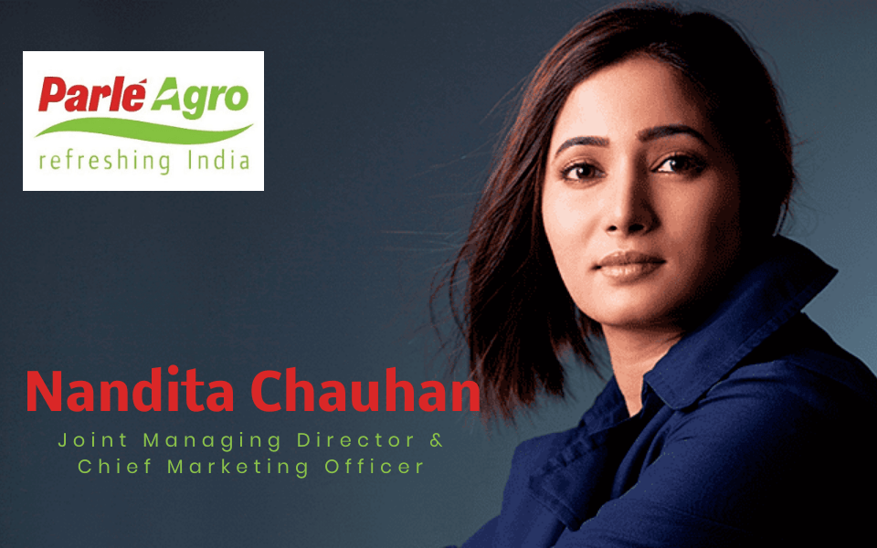 Nadia Chauhan of Parlé Agro Plans to Double Turnover by 2022 - Appy Fizz success story