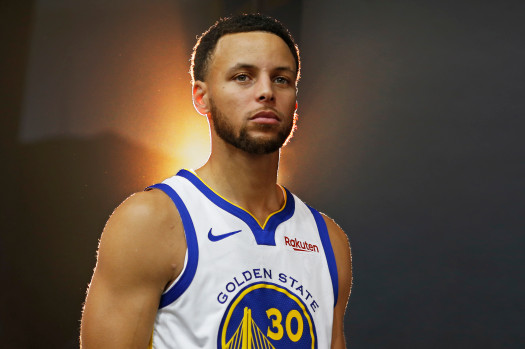 Stephen Curry Approaches Building Companies and Investing In Tech