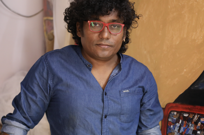 Contemporary Art Helped Me To Modernise Our Society - Raj Pritam More