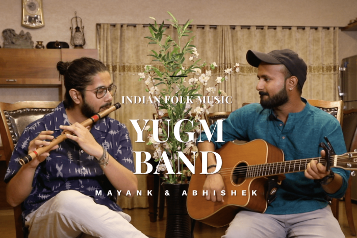 YUGM BAND - Indian Folk Music of the Contemporary World
