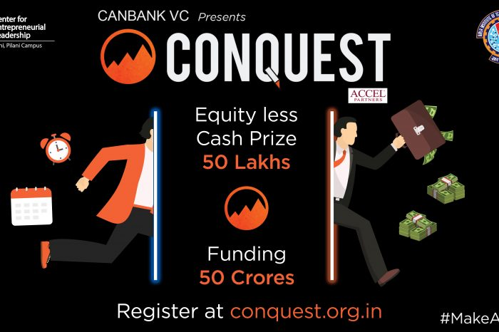 Conquest 2020 - India's First Student-Run Startup Accelerator Program
