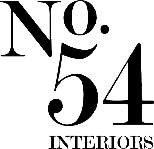 No. 54 Interiors Logo