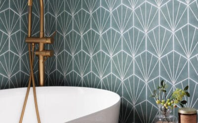 How To Design a Small Bathroom with a Shower and Bath.