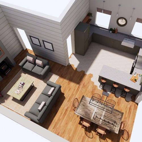 Interior Design Visual