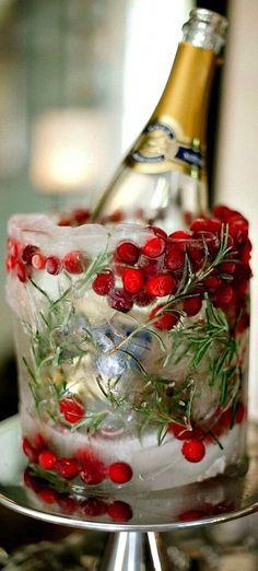 Christmas Ice bucket