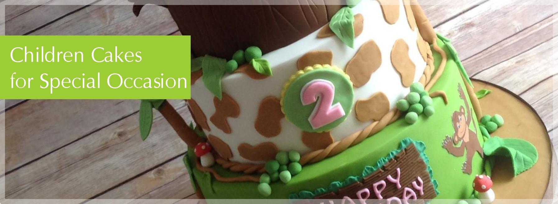 children cakes header