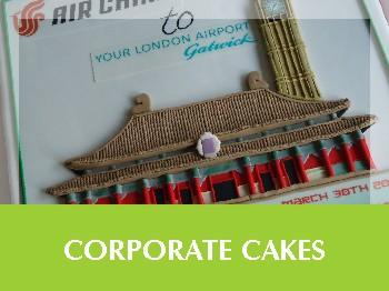 Corporate cakes ideas menu