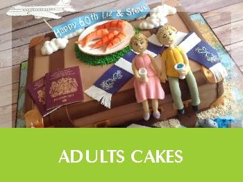 adults cakes ideas menu