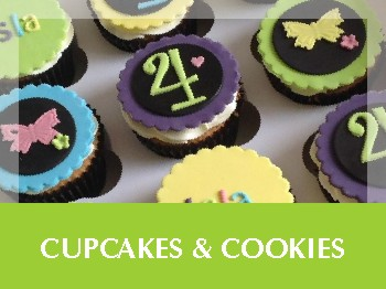 cupcakes and cookies ideas menu