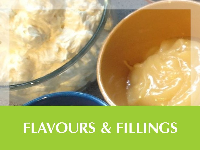 flavours and fillings 1