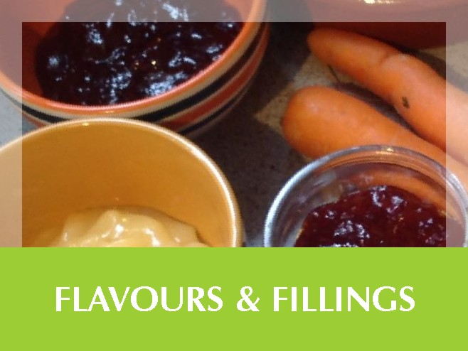 flavours and fillings 2