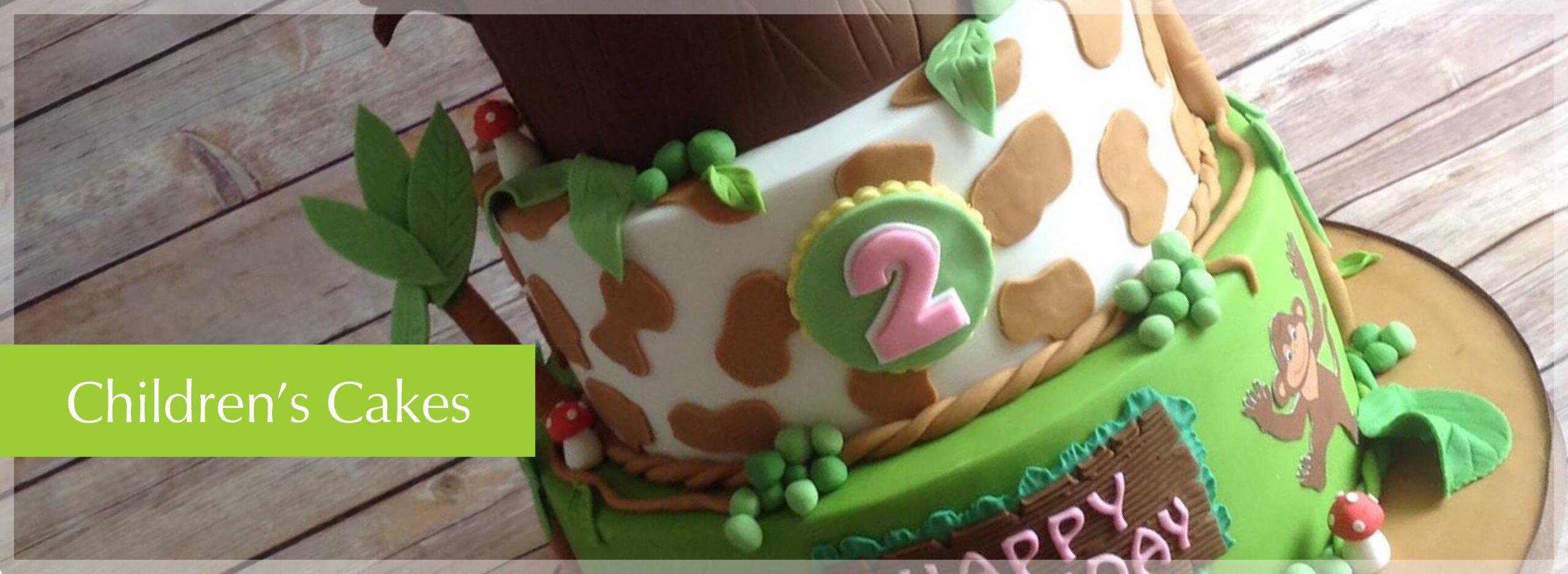 children cakes header new2