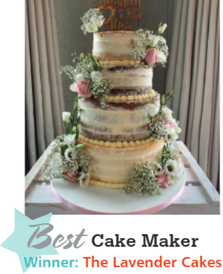 The Lavender Cakes is the best cake maker