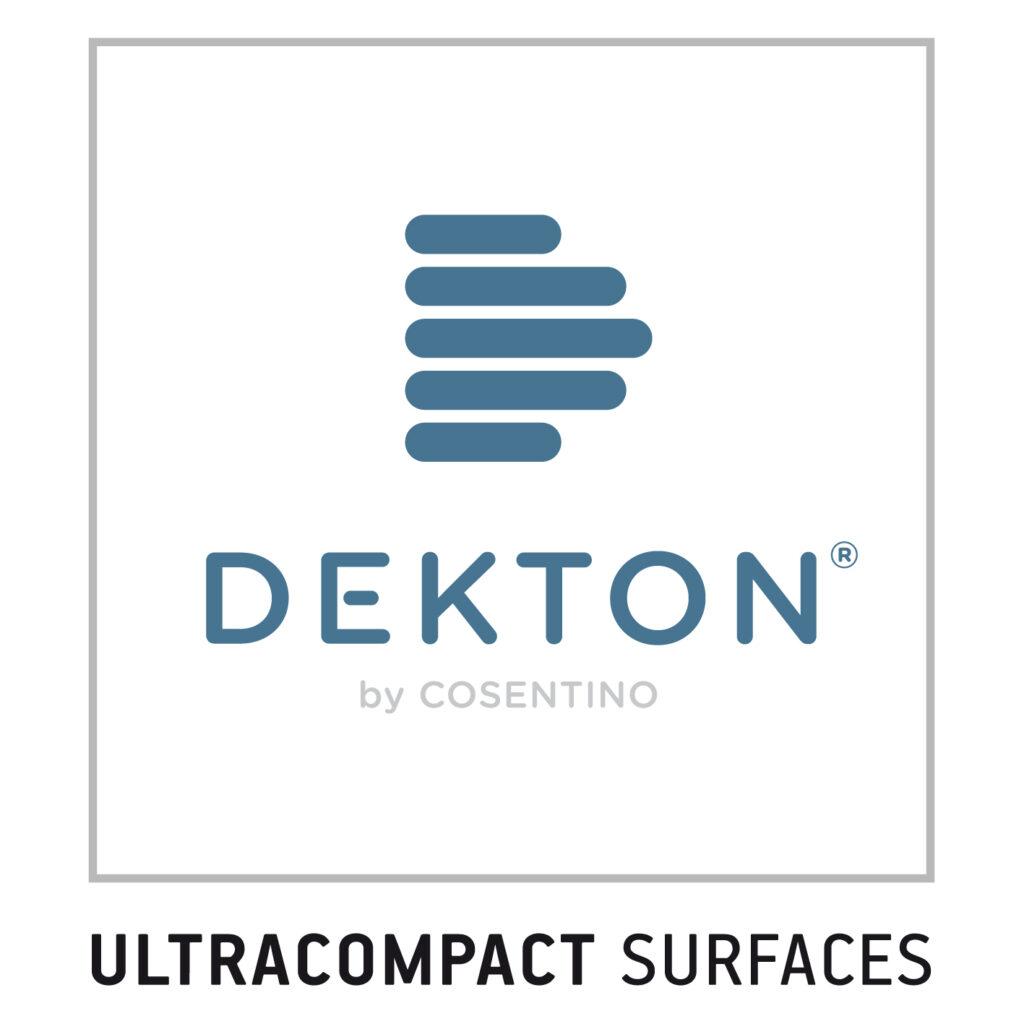 Dekton by Cosentino logo, click to open dekton website in a new tab.