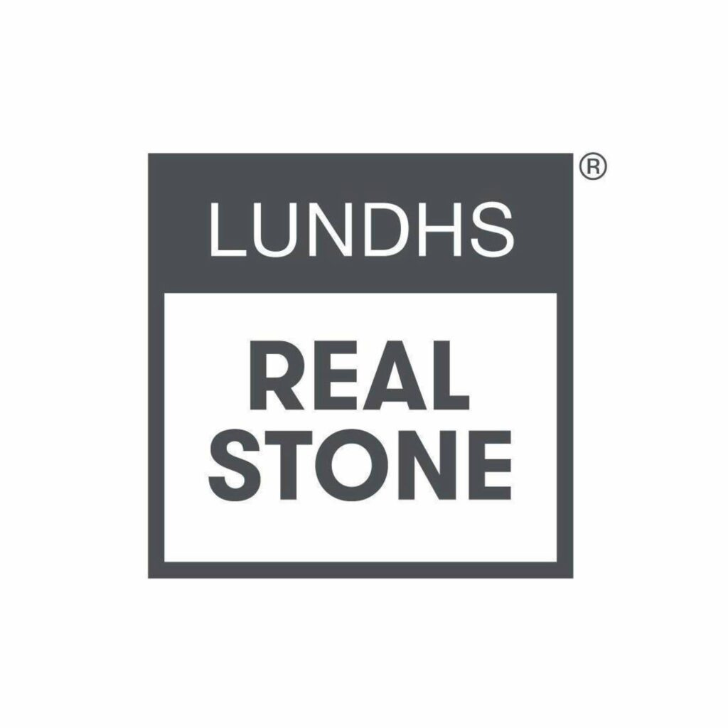 Lundhs Real Stone logo. click on logo to open lundhs website in a new tab.