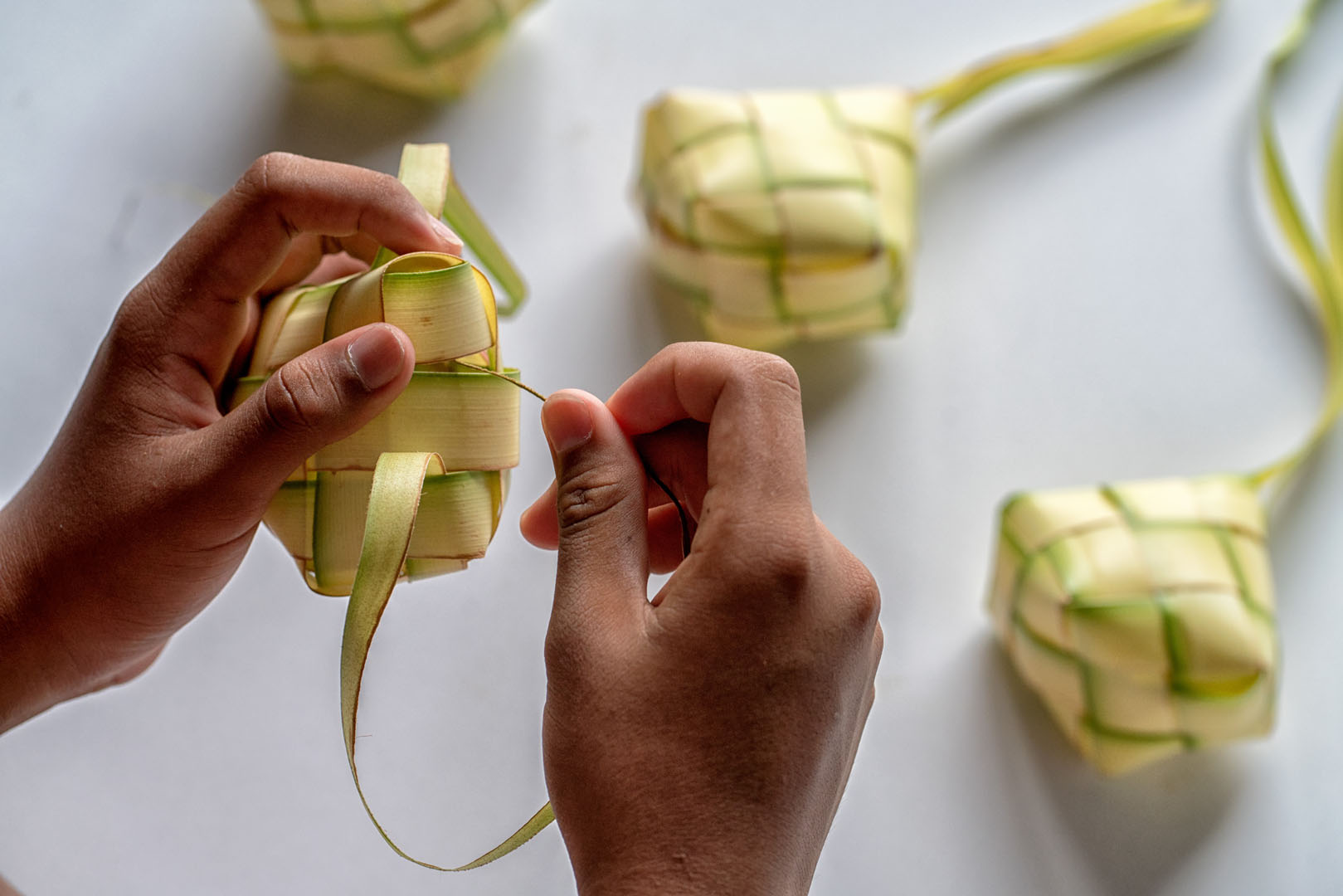 Try sustainable food wrapping