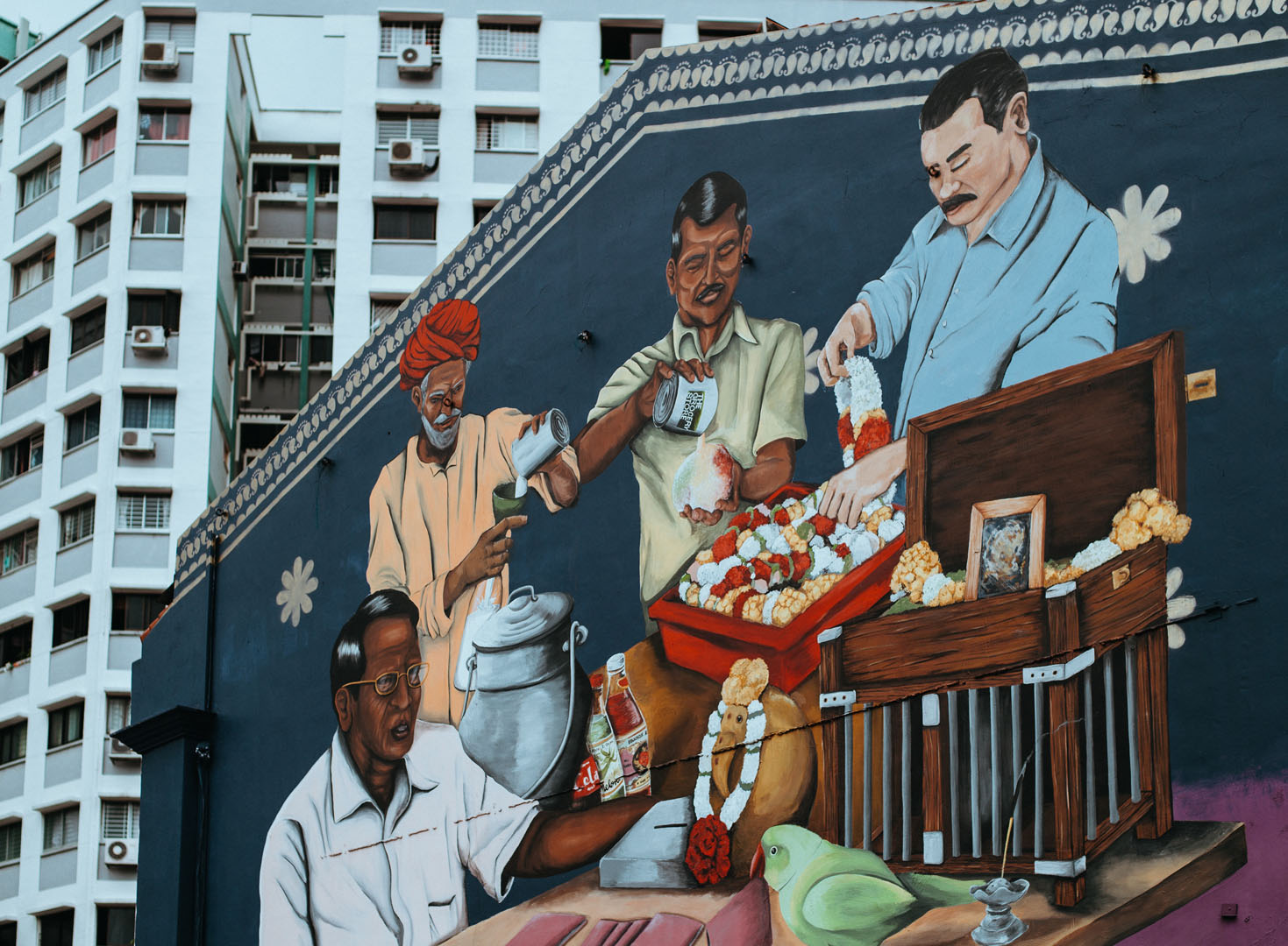 6 Ways to Check Out Street Art in Singapore