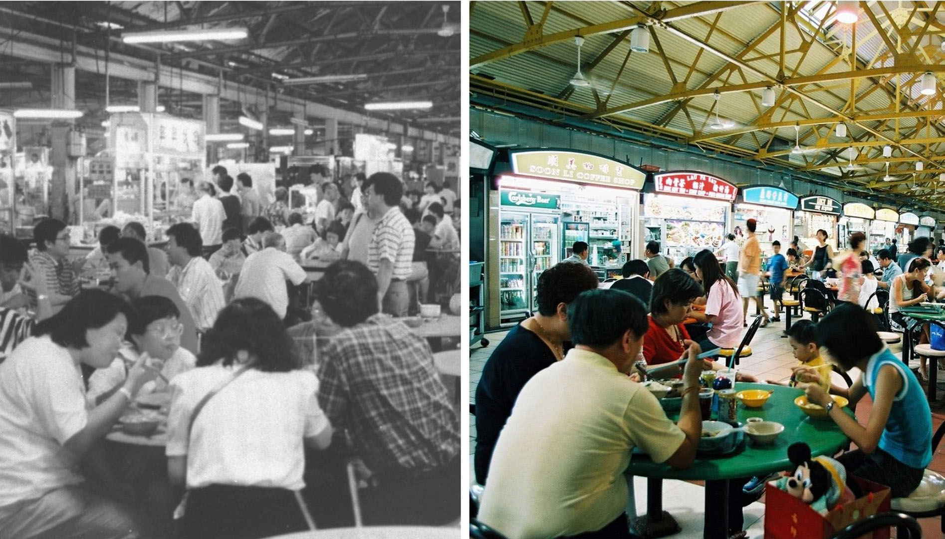 Hawker Culture: From Illegal Street Vendors to UNESCO's Heritage List