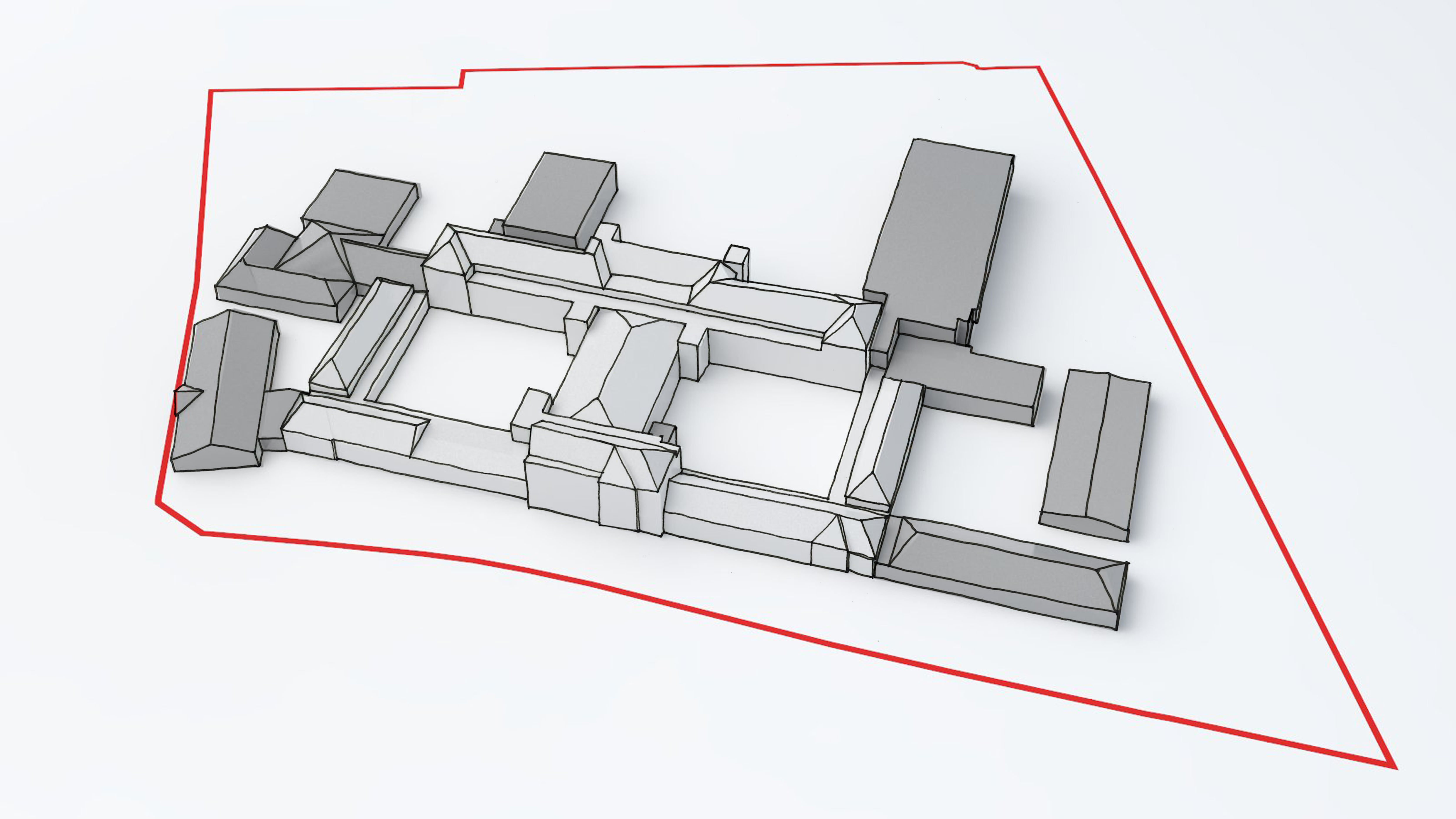 additions diagram - Saltley Secondary School by marks Barfield Architects