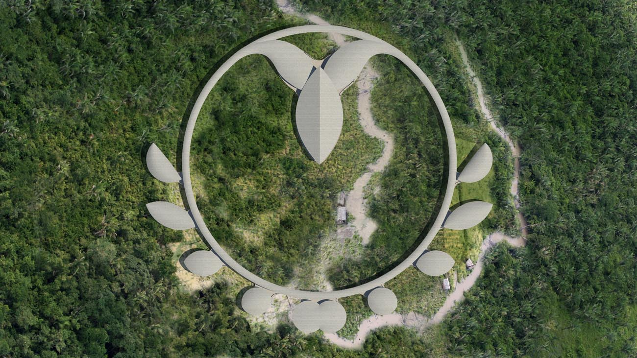 Amazon Charitable Trust Science Centre by Marks Barfield Architects