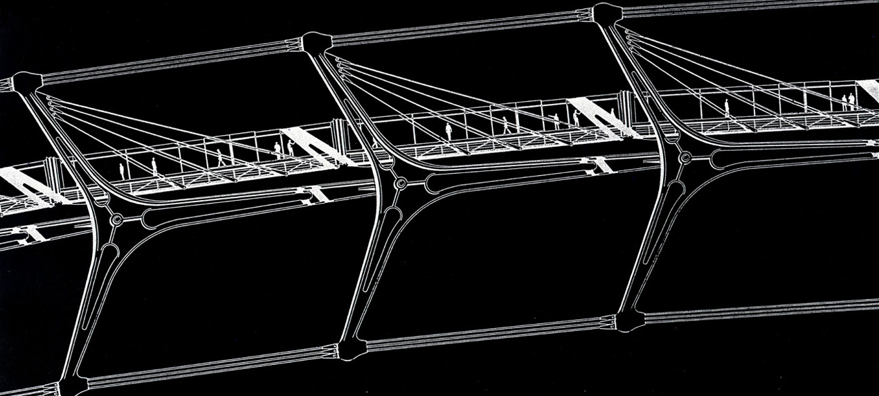 Bridge of the Future by Marks Barfield Architects