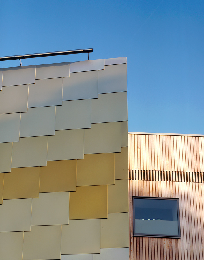 cladding - Lightbox by Marks Barfield Architects