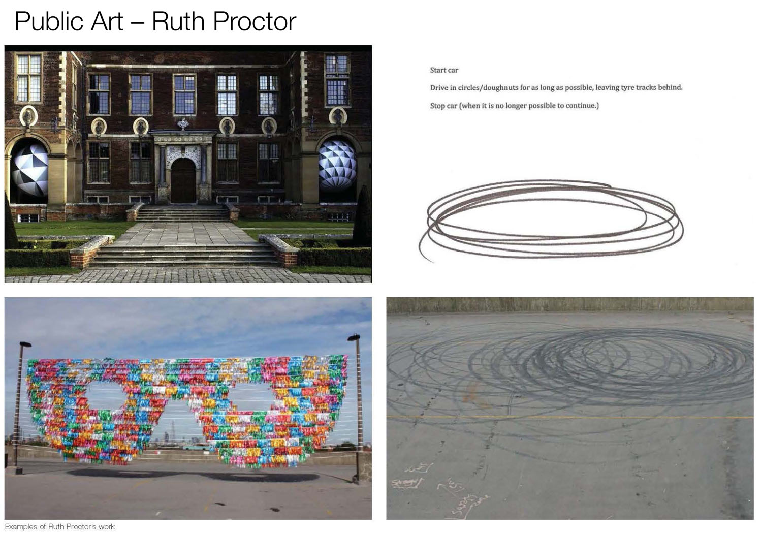 Public Art - Ruth Proctor - University of Cambridge Primary School by Marks Barfield Architects