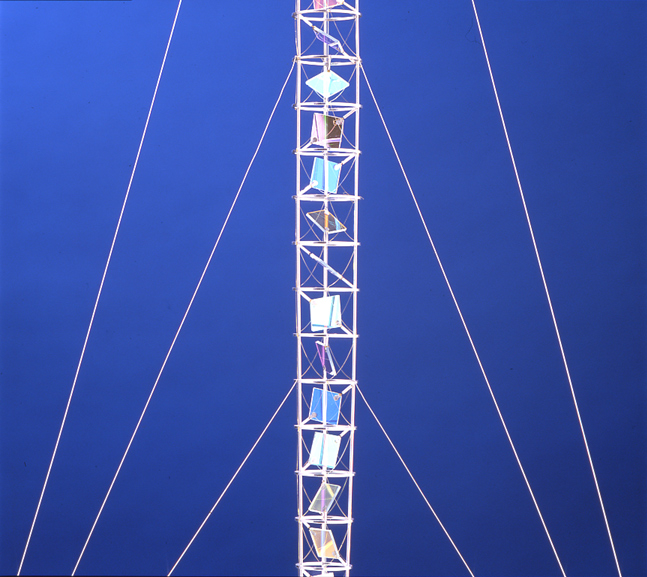 Weather-Watch Tower by Marks Barfield Architects