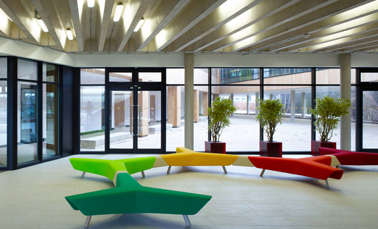 Spaceoasis Lincoln Think Tank by Marks Barfield Architects
