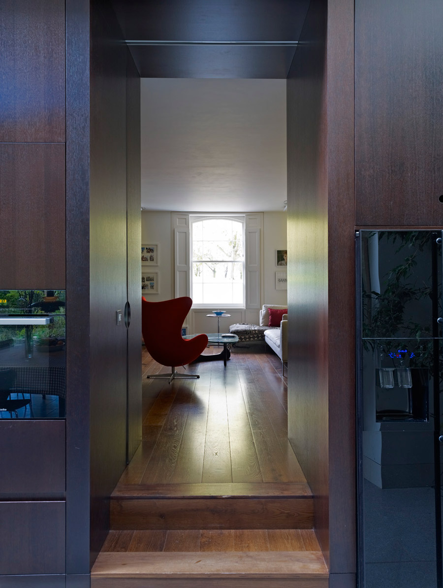 Priory Grove Interior View by Marks Barfield Architects