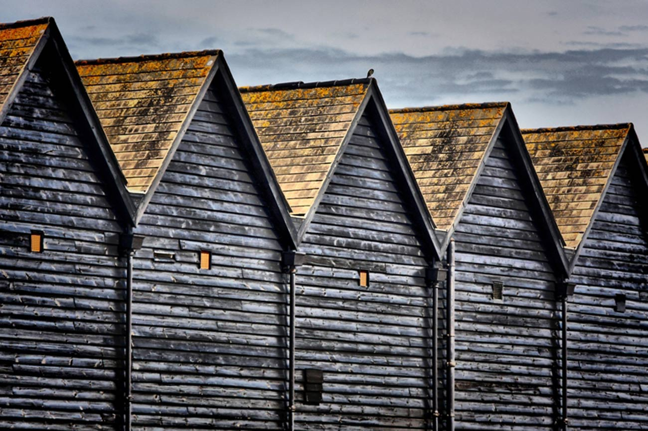 Selsey Marine Centre Concept Image - Timber Houses