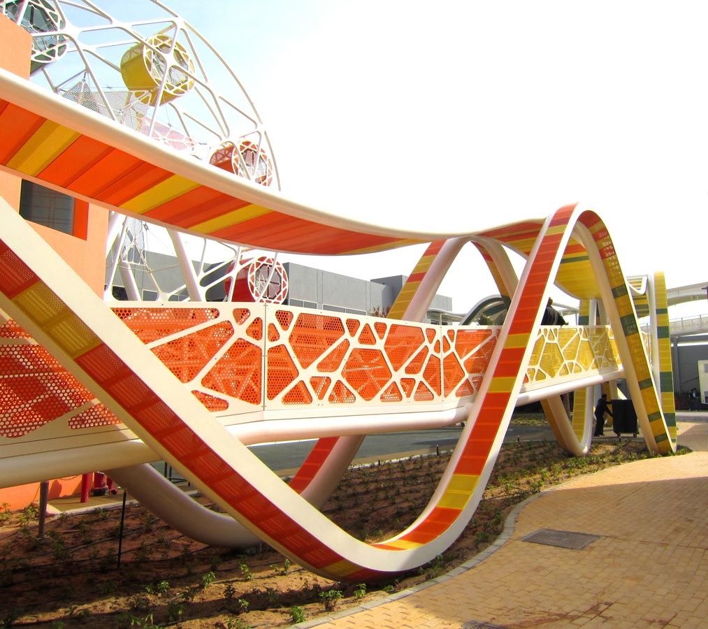 Bayt Abdullah, Children's Hospice by Marks Barfield Architects