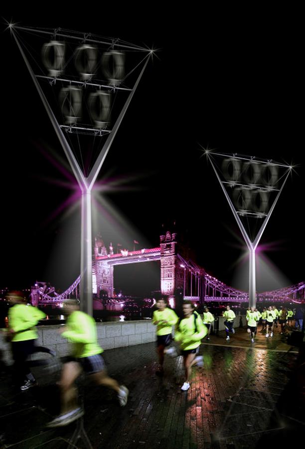 Beacon CGI by Marks Barfield Architects