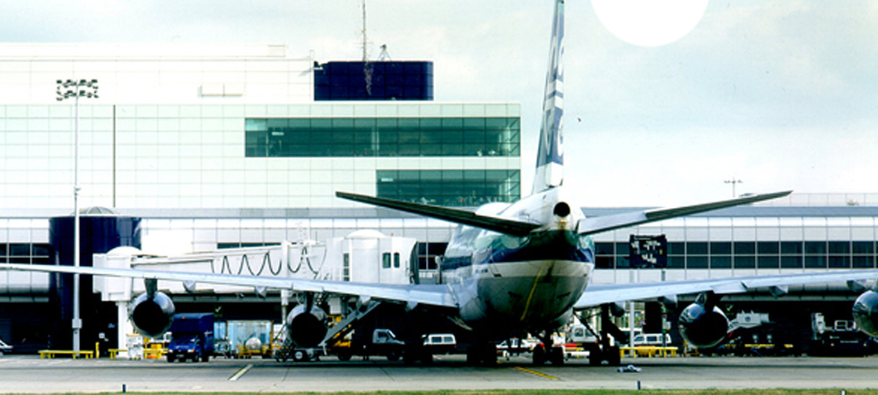 Gatwick North Terminal Extension Thumbnail by Marks Barfield Architects