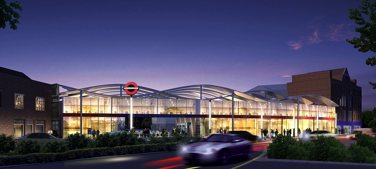 Highbury Islington Thumbnail by Marks Barfield Architects