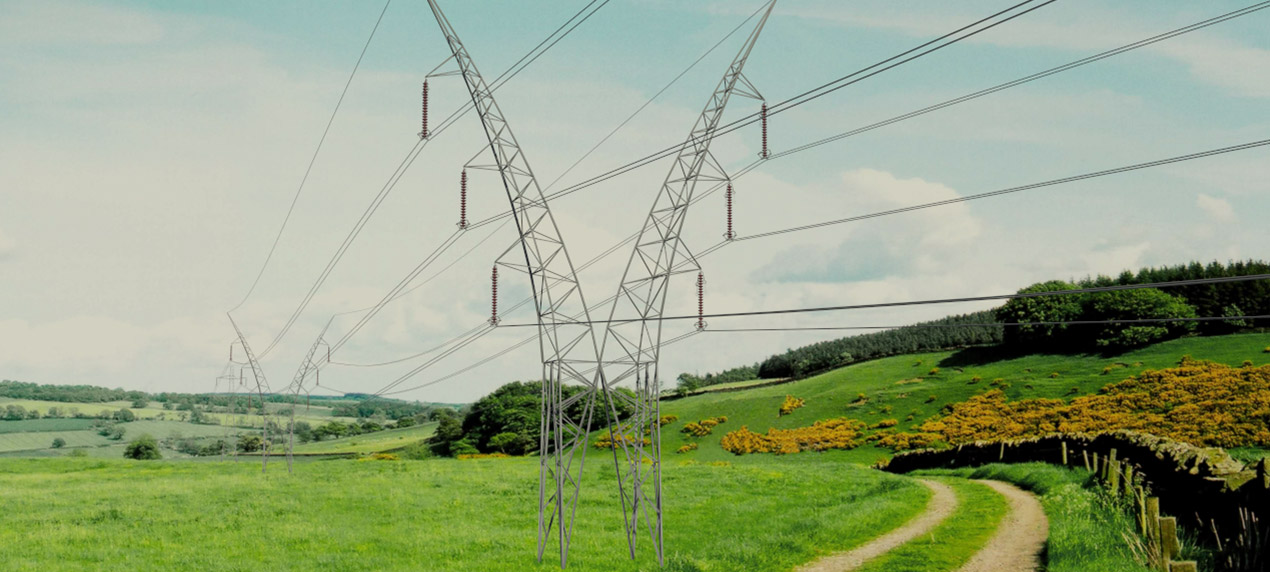 National Grid Pylon Thumbnail by Marks Barfield Architects