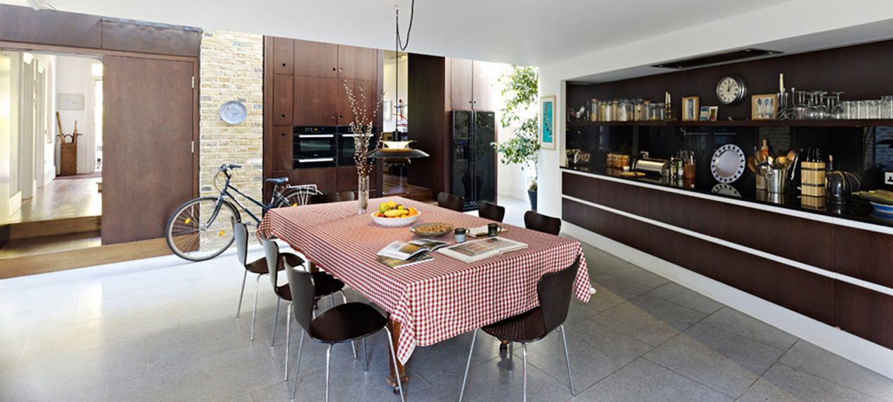 Priory Grove by Marks Barfield Architects
