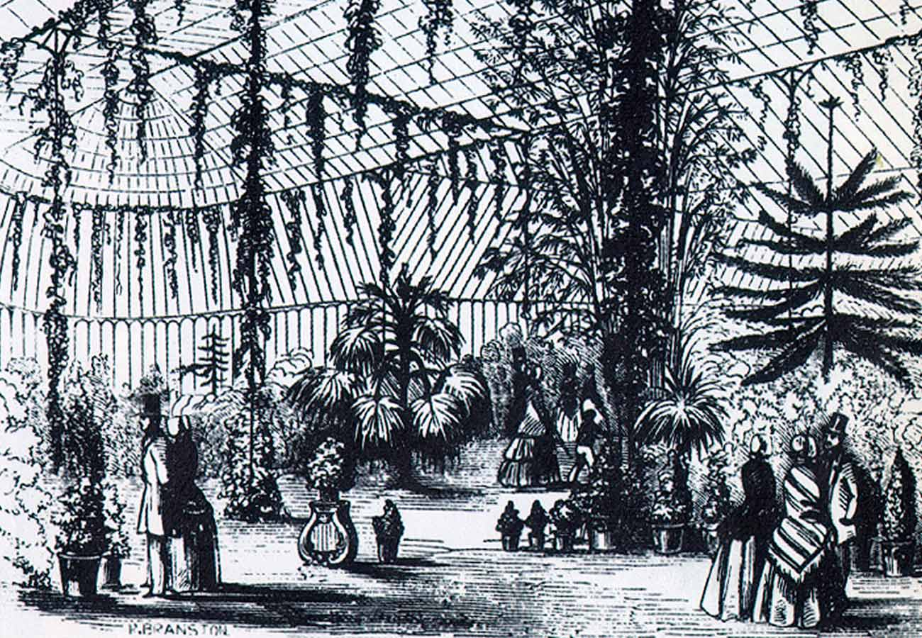 Queens Mary Garden INTERNAL DRAWING