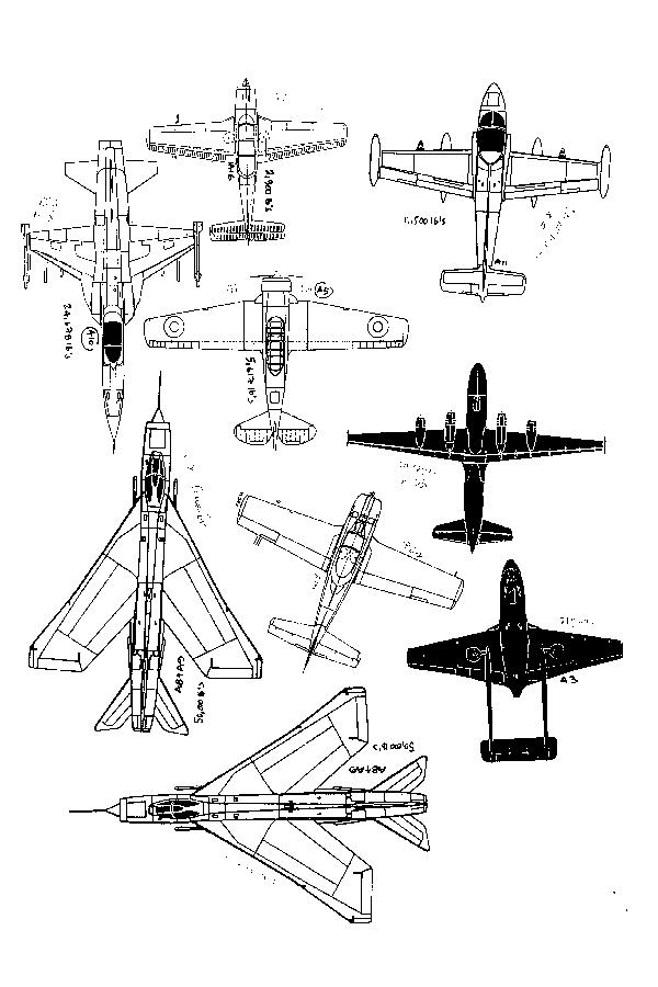 Riyadh Air force Museum concept air planes