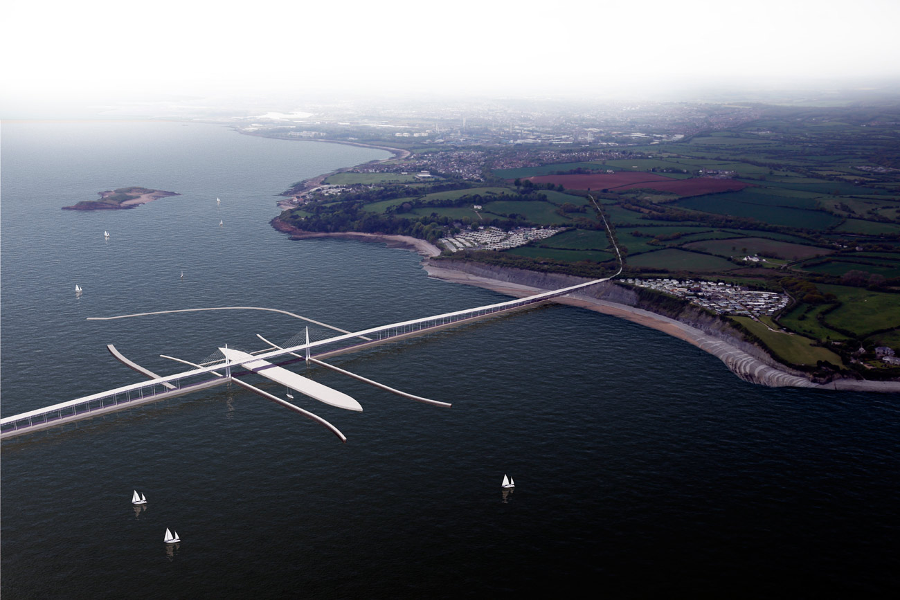 Severn Tidal Barrage Renewable Energy Design low carbon United Kingdom