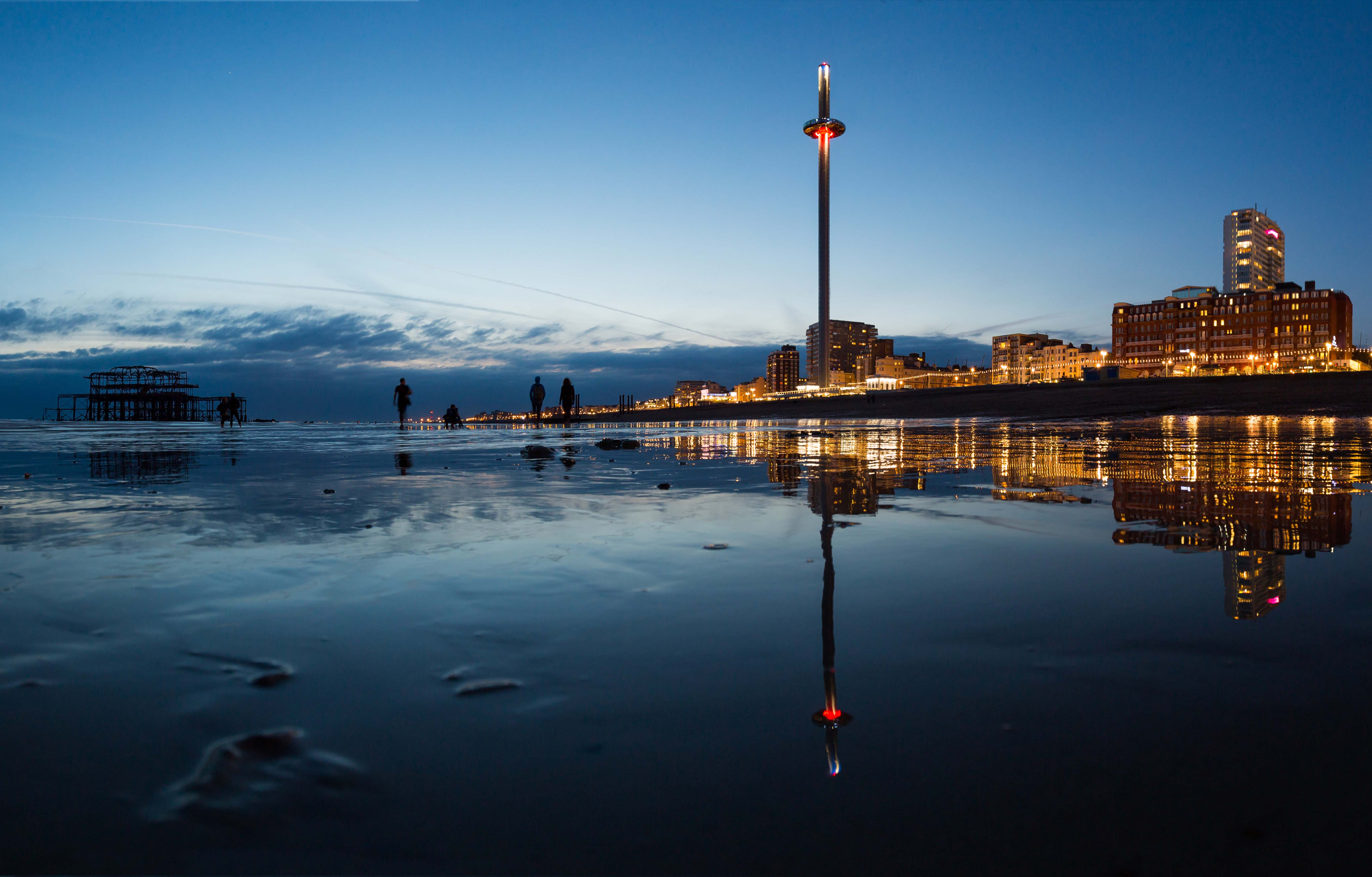 Brighton i360 Marks Barfield Architects