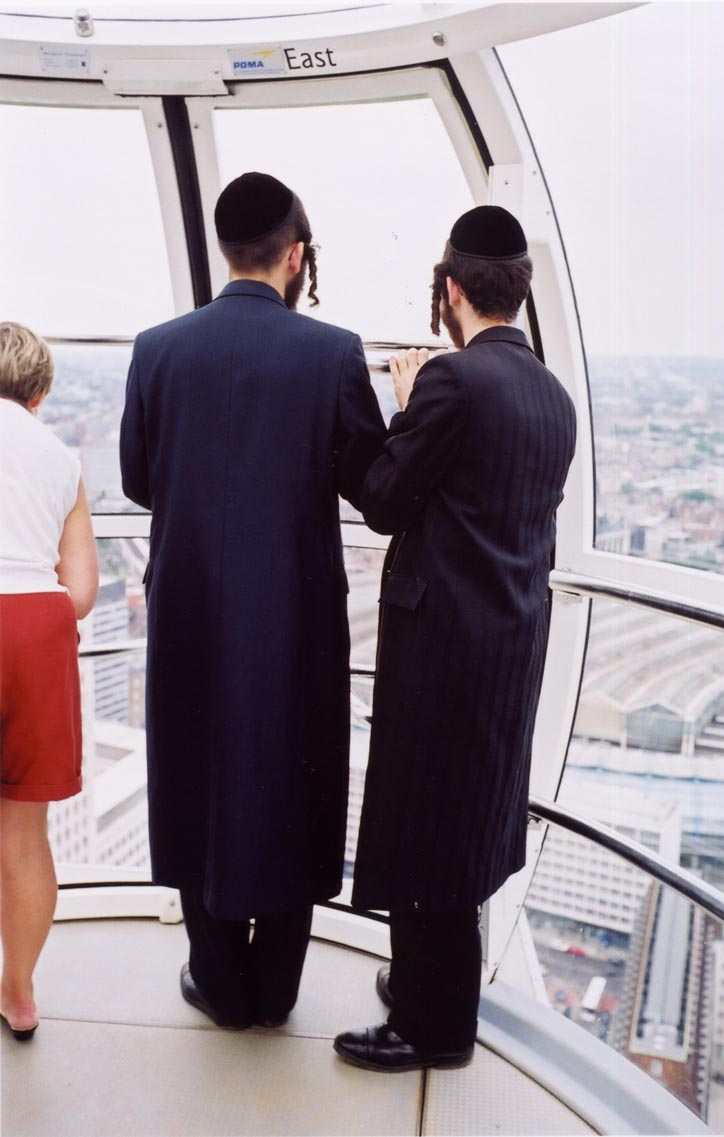 London Eye by Paul Trevor, Marks Barfield Architects