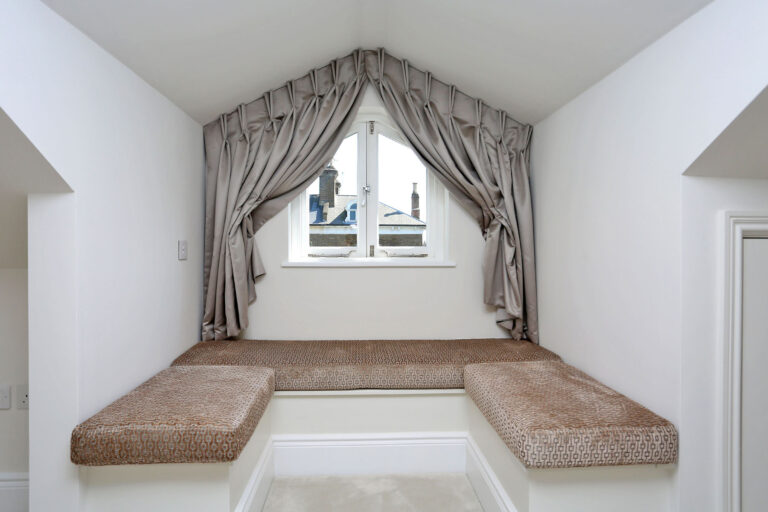 Bespoke window seating
